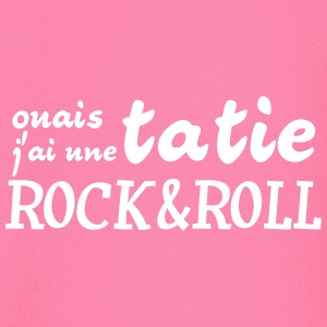tatie rock and roll Tee shirts manches longues - T-shirt manches longues Bébé