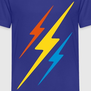 lightning thunder Shirts - Teenage Premium T-Shirt