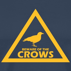 beware of the crows T-Shirts - Männer Premium T-Shirt