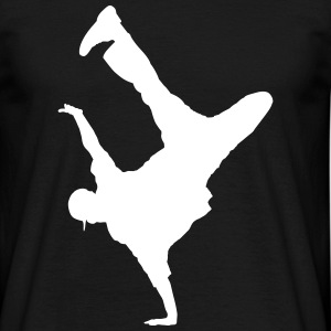 B-boy T-shirts - Herre-T-shirt