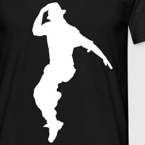 Jumping dancer Tee shirts - T-shirt Homme