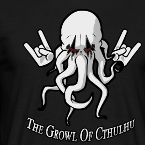 Growl of Cthulhu Homme 1 - T-shirt Homme