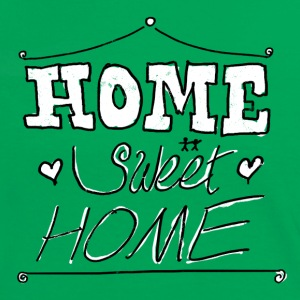 home sweet home ii T-Shirts - Frauen Kontrast-T-Shirt