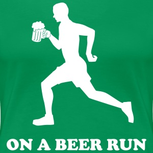 On a Beer Run T-Shirts - Women's Premium T-Shirt