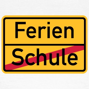 Ferien T-Shirts - Frauen T-Shirt