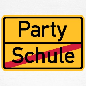 Party T-Shirts - Frauen T-Shirt