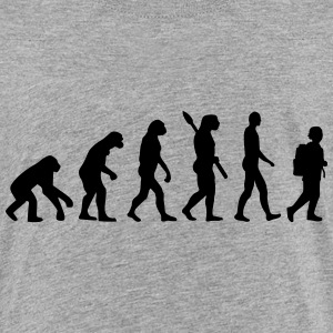 Evolution Schule T-Shirts - Kinder Premium T-Shirt