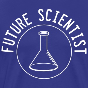 Future Scientist T-Shirts - Men's Premium T-Shirt