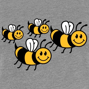 Cute little bees family T-Shirts - Women's Premium T-Shirt