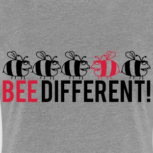 Lustiges Be Different Logo T-Shirts - Women's Premium T-Shirt