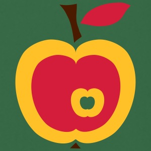 Retro-Apple  Aprons - Cooking Apron