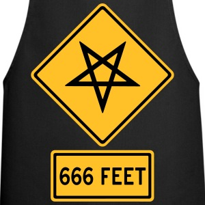 American Satanic Kitchen,  Aprons. - Cooking Apron