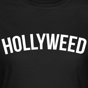 Hollyweed T-shirts - Vrouwen T-shirt