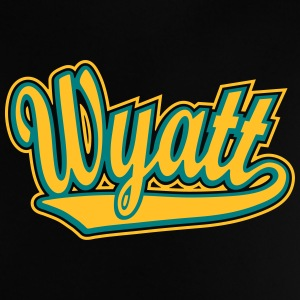 Wyatt - T-shirt personalised with your name Shirts - Baby T-Shirt