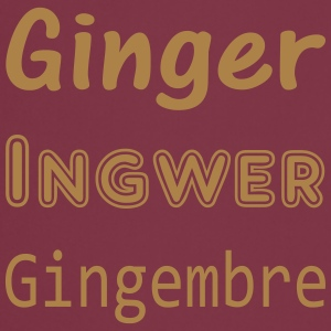 Ginger  Aprons - Cooking Apron
