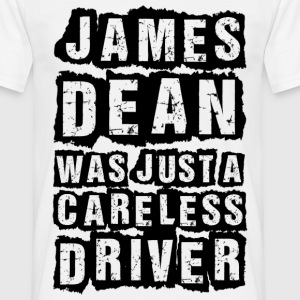 Careless Driver T-Shirts - Men's T-Shirt