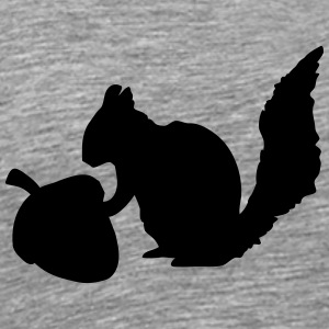 Squirrel Nut T-shirts - Premium-T-shirt herr
