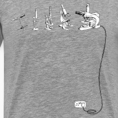 The Evolution of Microscope T-Shirts