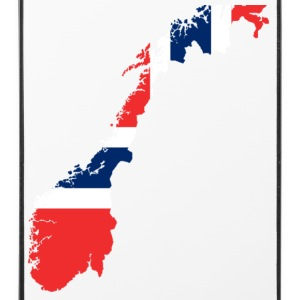 Norge - iPhone 4/4s Hard Case