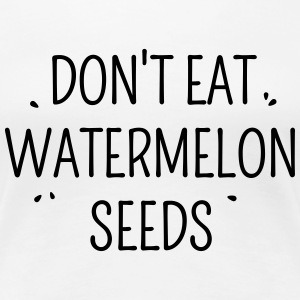 Watermelon Seeds T-Shirts - Frauen Premium T-Shirt
