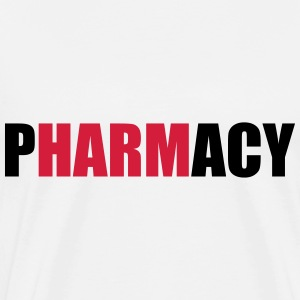 pHARMacy T-Shirts - Men's Premium T-Shirt