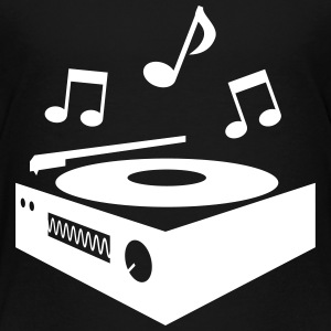 record player Shirts - Kids' Premium T-Shirt