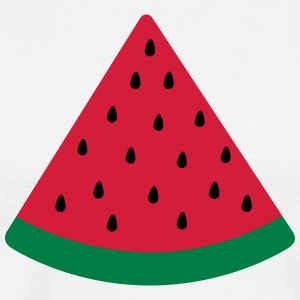 water melon vandmelon T-shirts - Herre premium T-shirt