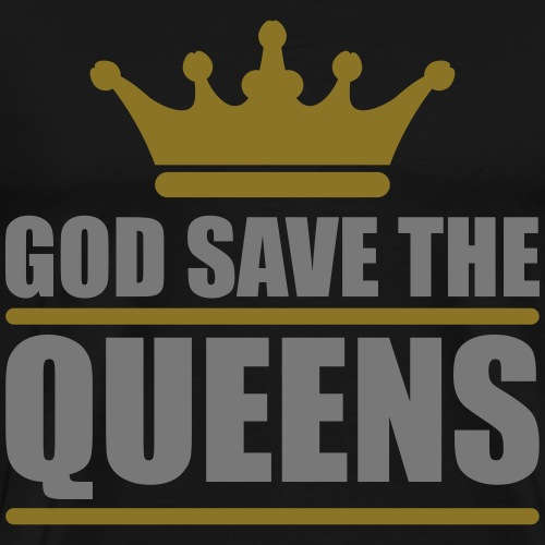 God save the Queens (2 colors)
