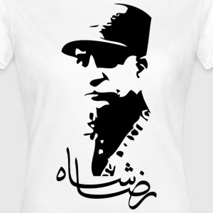Reza Shah of Iran - Women's T-Shirt
