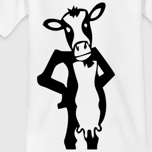 Cow cow cows Shirts - Kids' T-Shirt