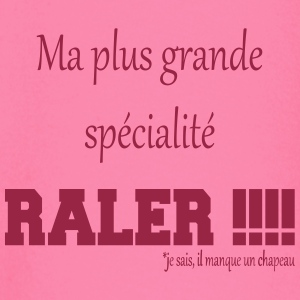 Ma grande specialite raler Tee shirts manches longues - T-shirt manches longues Bébé