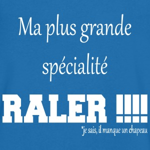 Ma grande specialite raler Tee shirts - T-shirt Homme col V