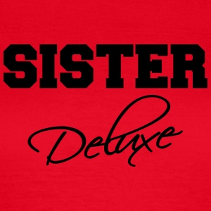 Sister deluxe Camisetas - Camiseta mujer