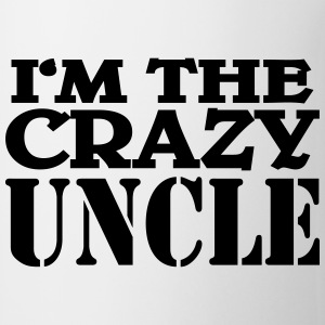 I'm the crazy Uncle Bottles & Mugs - Mug