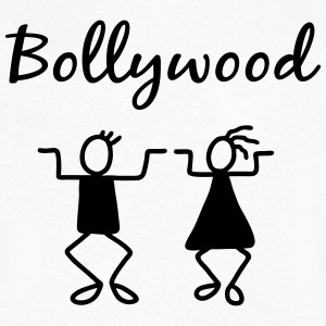 Bollywood - Indien Dance T-Shirts - Men's V-Neck T-Shirt