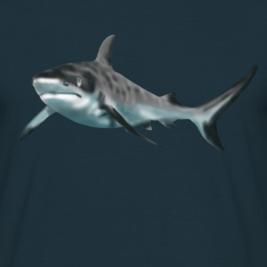 requin Tee shirts - T-shirt Homme