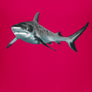 shark Shirts - Teenage Premium T-Shirt