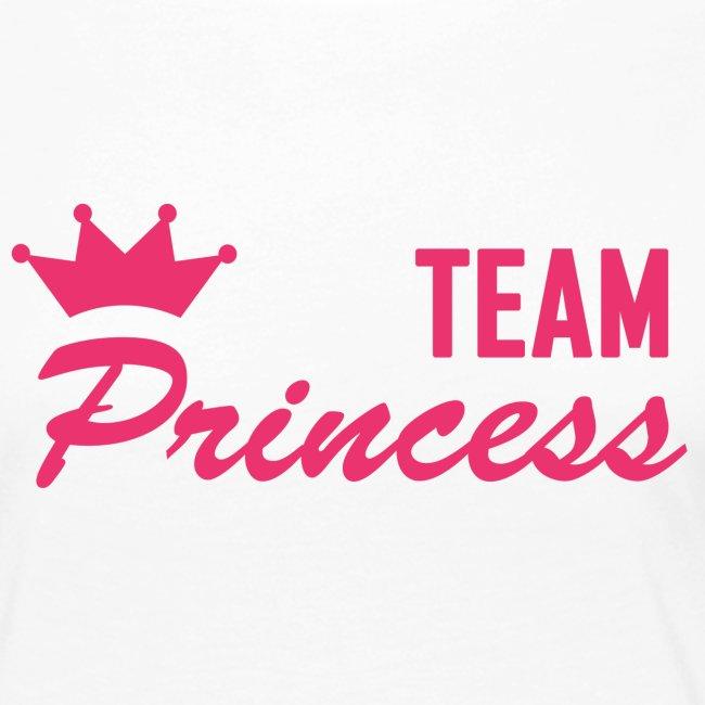 Women's Team Princess Pink Premium Longsleeve
