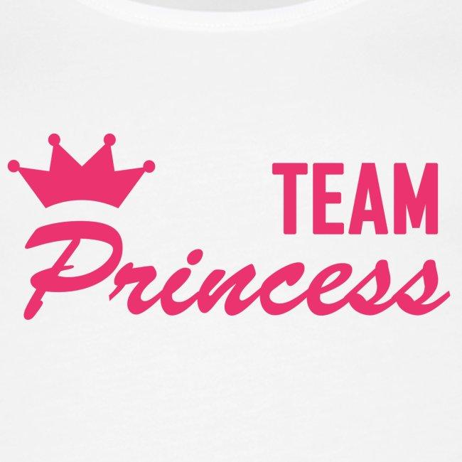 Women's Team Princess Pink Premium Tank Top