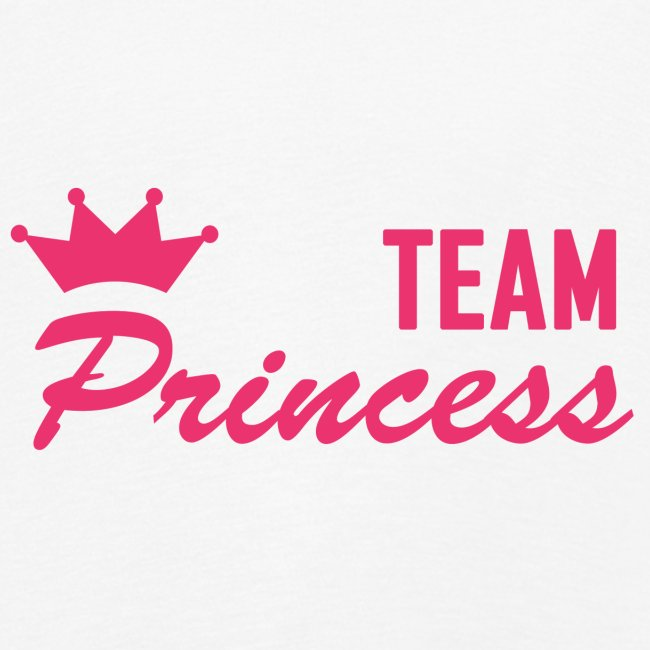 Kids' Team Princess Pink Premium Longsleeve T shirt