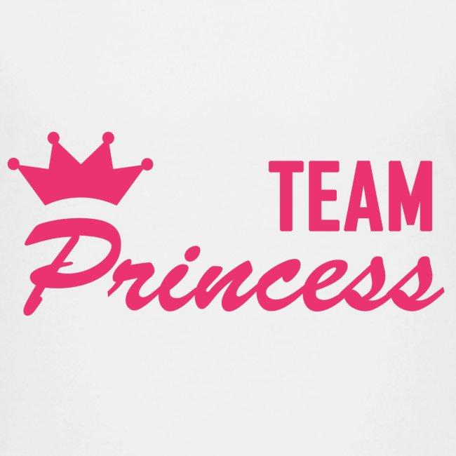 Kids' Premium Team Princess Pink T Shirt