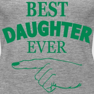 best daughter ever Tops - Women's Premium Tank Top