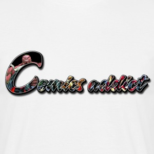 comics Addict - T-shirt Homme