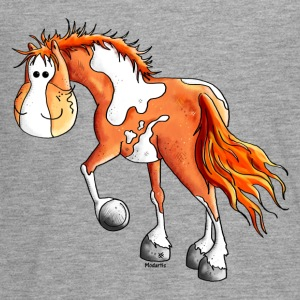 Pinto - Caballo occidentales Camisetas de manga larga - Camiseta de manga larga premium adolescente