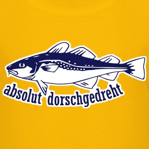 absolut dorschgedreht T-Shirts - Teenager Premium T-Shirt
