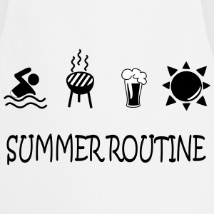 Summer routine Kookschorten - Keukenschort