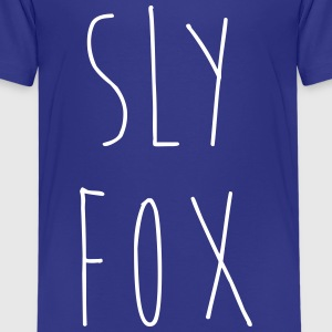 SLY FOX - Teenager Premium T-Shirt