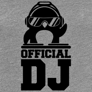 Penguin official deejay mixer T-Shirts - Women's Premium T-Shirt
