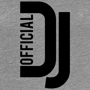 Official Deejay Logo T-Shirts - Frauen Premium T-Shirt