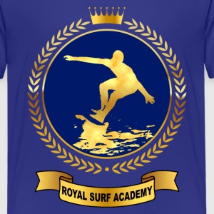 royal surf academy Shirts - Teenage Premium T-Shirt